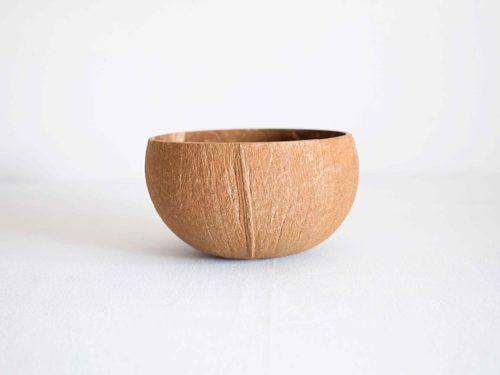 Bowl coco pequeño rugoso