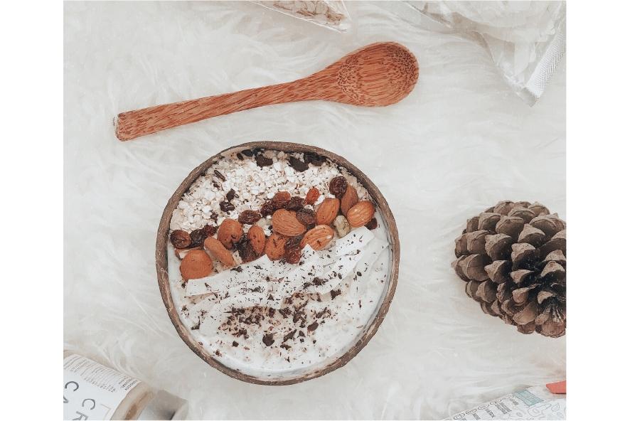 Foto bowl y cuchara