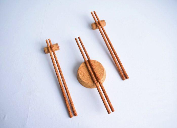 Palillos chinos de coco - Kokonat Bowls