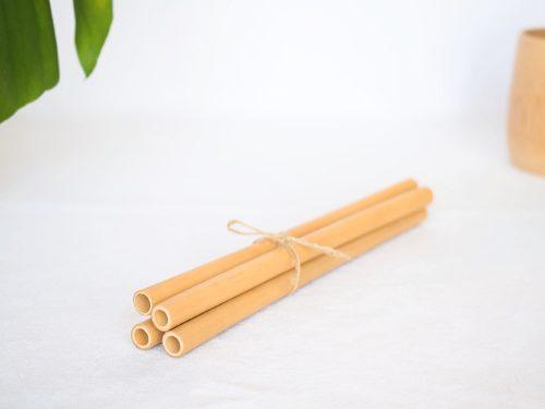 Pajitas de bambú_Kokonat Bowls